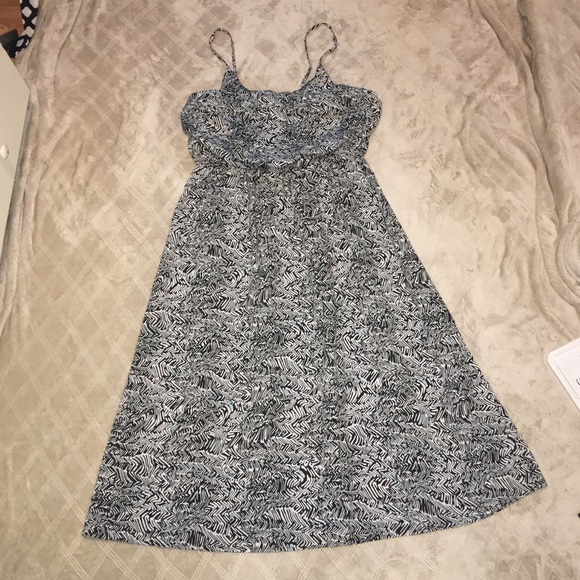 Bella Moda plus size dress 2X flowy lined light